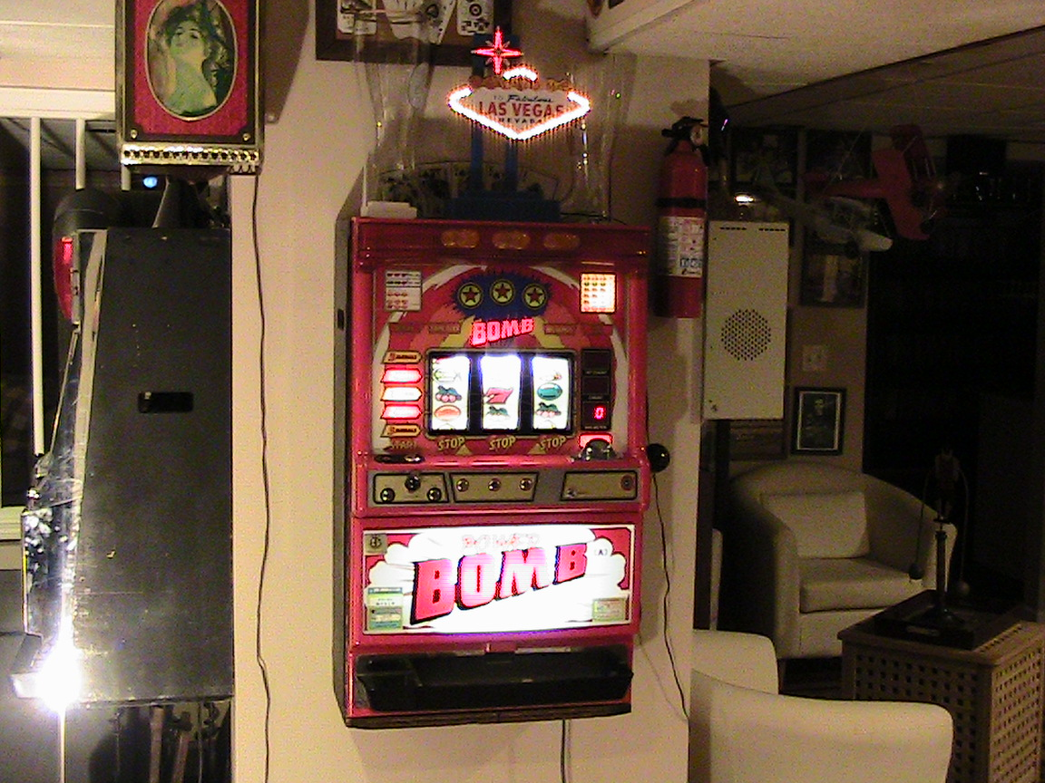 Gambling federalism